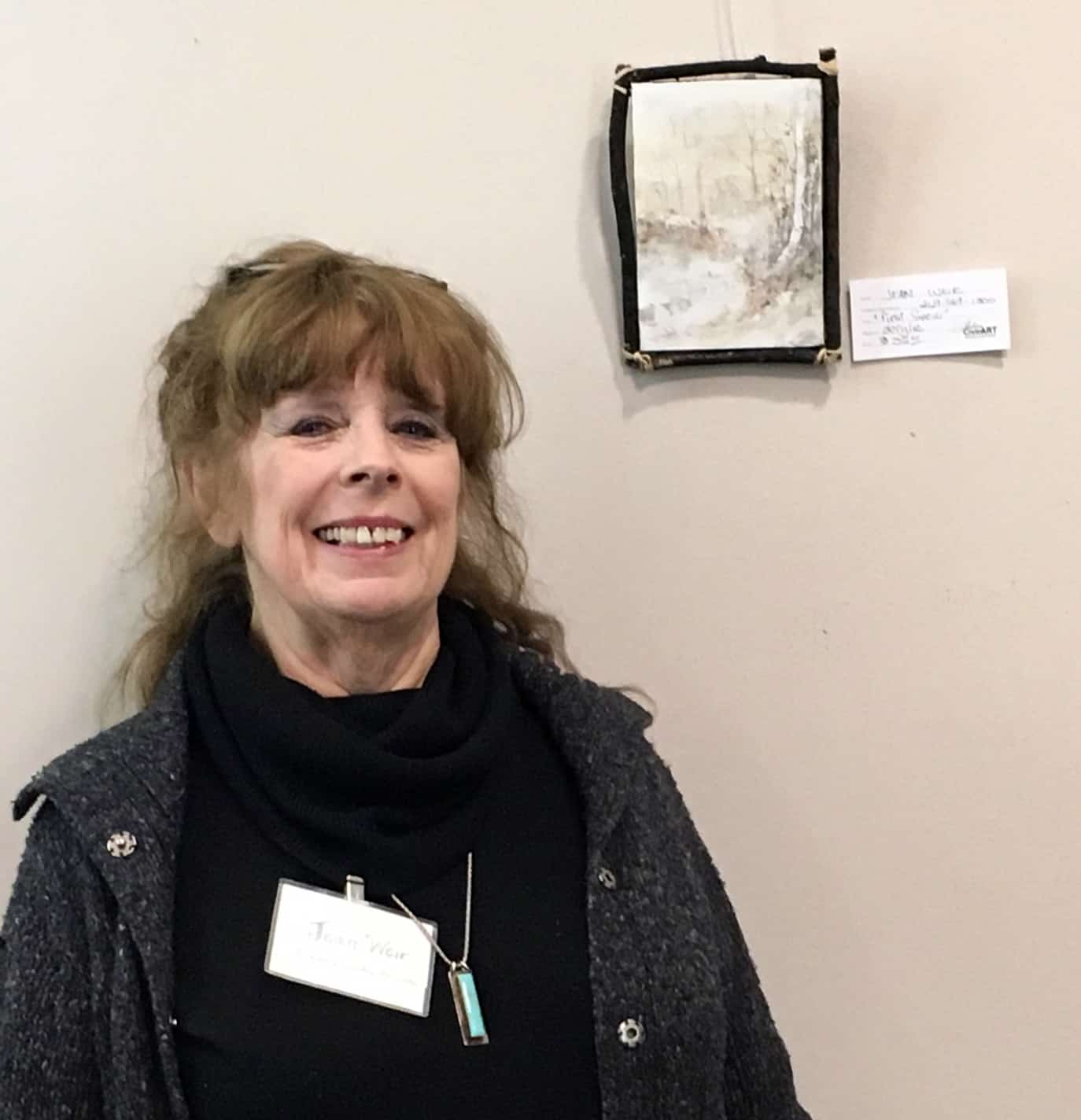 Jean Weir – January / February Artist of the Month